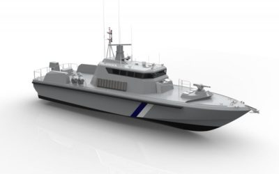 Couach develops a patrol boat for the coastal ASM fight