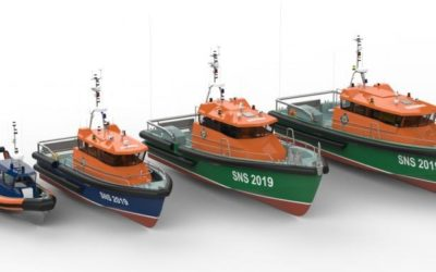 SNSM chooses Couach for its future rescue fleet