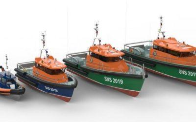 La SNSM choisit Couach pour sa future flotte de sauvetage