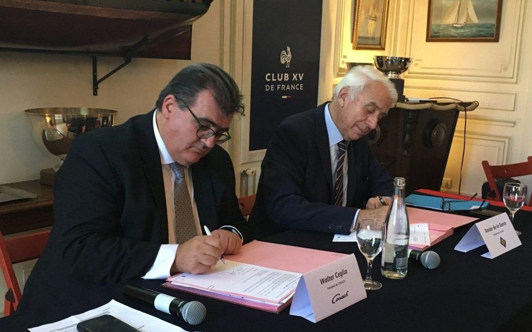 Le fabricant Couach a signé un contrat de dix ans avec la SNSM