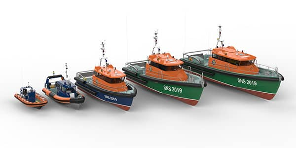 SNSM fleet
